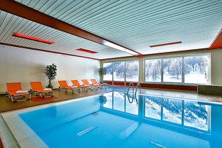 Sporthotel Kurzras, Hallenbad