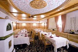 Sporthotel Kurzras, Restaurant