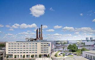 Tryp Wolfsburg, Außenaufnahme