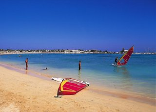 Broncemar Beach in Caleta de Fuste, Fuerteventura